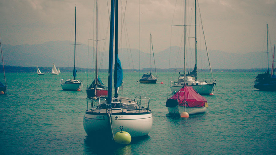 Think You Should Get Out More? Why not Sail? Round The World